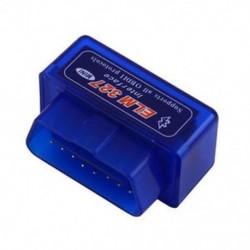 Mini ELM327 V2.1 OBD2 II Bluetooth diagnosztikai autó automatikus interfész szkenner