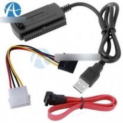 SATA / PATA / IDE az USB 2.0 adapterhez ... - AC 600Mbps Mini LAN WiFi USB adapter / SATA / PATA / IDE USB átalakító kábel