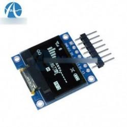 """0.96 &quot fehér OLED - 0,95 """"/0,96"""" 128X64 7pin teljes szín 65K színes SSD1331 SPI OLED LCD LED kijelző"""