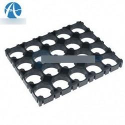 10 db 4x5 akkumulátor távtartó - 1/2 / 10PCS 1x2 3x5 4x5 cellás 18650 akkumulátor-távtartó Shell Pack műanyag