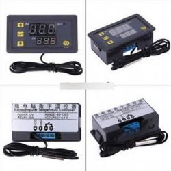 W3230 LCD 12V digitális termosztát hőmérséklet szabályozó 20A szabályozó