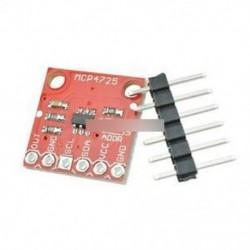 5Pcs MCP4725 I2C DAC Breakout fejlesztő panel modul 12Bit felbontás legjobb