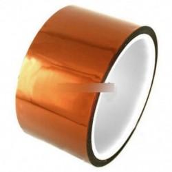 50mm 5cm x 30M ragasztó magas hőmérsékletű hőálló poliimid