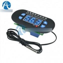 220V-os digitális LED-hőmérséklet-szabályozó -50-120 ° C Termosztátos hűtés / hőkapcsoló