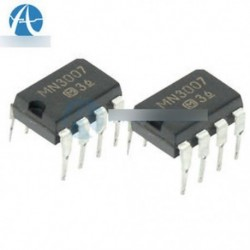10PCS Panasonic MN3007 MN 3007 DIP-8 GUITAR DELAY HATÁSOK PEDAL CHIPS IC DIP8 AL
