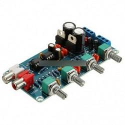 HIFI NE5532 OP-AMP előerősítő erősítő hangerő EQ hangvezérlő panel