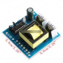 * 1 - DC 12V - AC 110V 220V 150 W Inverter Boost Transformer tápegység