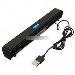 USB multimédiás mini hangszóró számítógépes asztali PC laptop notebook panelszámítógéphez