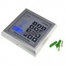 Kiváló minőségű RFID közelségi bejárati ajtó zár hozzáférési rendszer 125KHz
