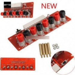 24 pin ATX Benchtop Power Board számítógép csatlakozó aljzat tápegység adapter