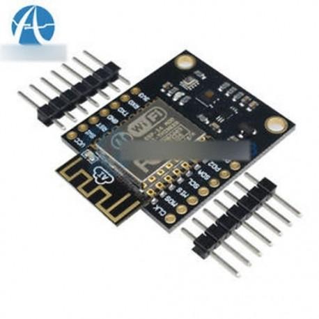 HDC1080 hőmérséklet és páratartalom BMP280 nyomásérzékelő ESP8266 WIFI modul
