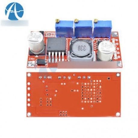 10PCS LM2596 DC-DC Lépcsőfok állítható CC / CV tápegység modul LED meghajtó