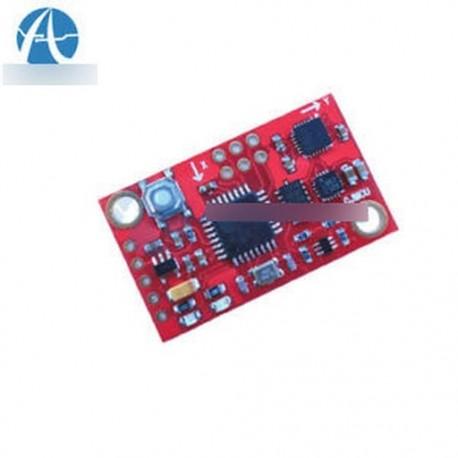 9DOF 9 tengelyes hozzáállásjelző ITG3205 ADXL345 HMC5883L   Atmega328P Nano-Ahrs