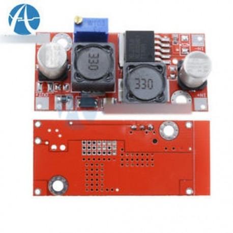 10PCS DC Boost Buck Állítható XL6009 Step Up Down átalakító modul feszültség