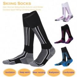 Férfi női Síelés zokni őszi és téli sportos túrázás hegymászás meleg zokni