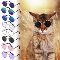 Aranyos vicces divat macska kutya napszemüveg kisállat hűvös szemüveg kölyökkutya fotó kellékek tanár alapképzés