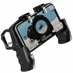 A pubg vezérlőhöz a mobiltelefon játékhoz Shooter Trigger Fire gomb iPhone Android telefon Gamepadhoz
