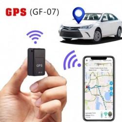 GPS GF-07 autókövető Mini GPS kereső Intelligens mágneses autókövető elveszésgátló felvevő nyomkövető eszköz
