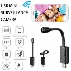 U21 HD intelligens mini kamera Wifi USB kamera s idejű felügyeleti IP kamera AI emberi észlelés 128G