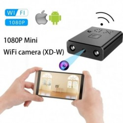 HD 1080P kamera Wifi Mini mikrokamera Sport kamera Voice Video Recorder infravörös éjjellátó mozgásérzékelő SD kártya