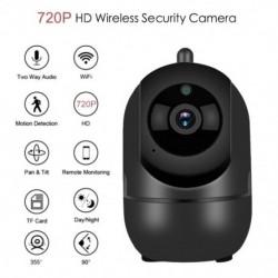 WiFi baba monitor IP kamera 720P HD videó Nanny Cam baba kamera éjjellátó videó megfigyelő CCTV kamera