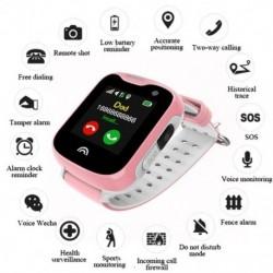 Intelligens vízálló D7 1,33 hüvelykes képernyő Smart Watch GPRS s idejű helyzetmegfigyelés Távoli fényképezés
