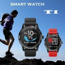 Intelligens karóra IP68 vízálló Bluetooth Sport fitness tracker Men Smartwatch IOS Android telefonhoz