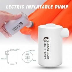 Hordozható elektromos USB mini légszivattyú kültéri felfújható kemping szőnyeghez, otthoni felfújható