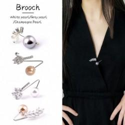 1db divat kreatív gyöngy páva cirkónia bross gallér tű női ruha kiegészítők ajándék