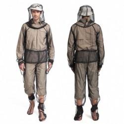 Szúnyogcsípések nettó könnyű rovarriasztó ruha háló szúnyog kapucnis nadrág kesztyű védi a horgászatot vadászat