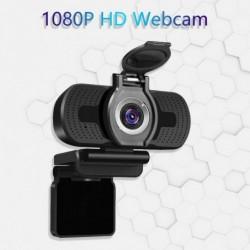 DriveFree USB HD 1080p számítógép fényképezőgép objektív porvédővel
