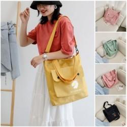 Divat női nagy kapacitású kicsi százszorszép messenger táska női vászon táska kézitáska válltáska