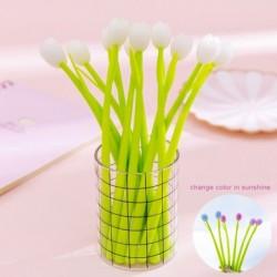 Koreai változat kreatív fotokróm tulipán szilikon gél toll