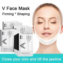 Emelő arcmaszk karcsúsító V alakú arc vékony arcmaszk Stretch Cellulit ránctalanító arcemelő eszközök