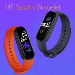 M5 fitneszkövető legújabb 0,96 hüvelykes színes képernyő intelligens karkötő pulzusmérő karszalag aktivitásmérő