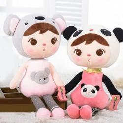 Metoo Mini plüss baba gyerekjáték táska medál játék gyerek lány születésnapi karácsonyi ajándék rajzfilm játék