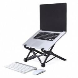 NEXSTAND K2 hordozható laptop állvány összecsukható hordozható laptop állvány szögmagasságban állítható konzol
