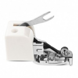 Varrógép nyomótalp prés lábak Brother / Singer háztartási varrógép alkatrészek oldalsó vágó overlock nyomótalp