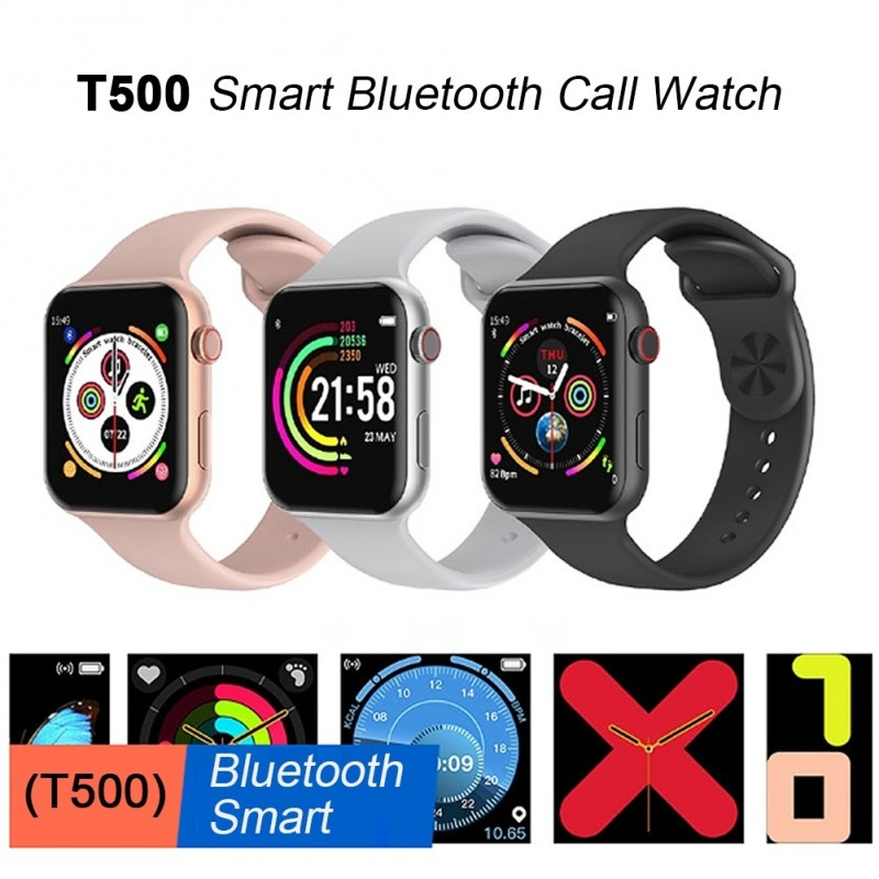 T500 Smart Watch 2020 Bluetooth Call / Music HeartRate..