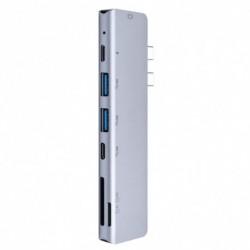 TC14 multifunkcionális ctípusú USBc hub
