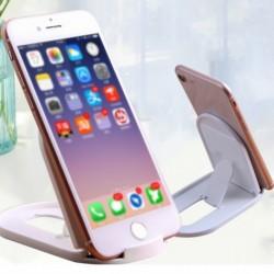 Univerzális telefon tartó többfunkciós mobiltelefon konzol a mobiltelefon asztali állvány összecsukásához
