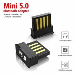 USB Bluetooth 5.0 adapter adó Bluetooth vevő audio USB adapter számítógép számítógéphez