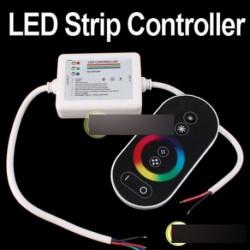 Vezeték nélküli LED vezérlő érintő RGB LED No.5