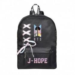 J-HOPE - Fekete hátitáska - KPOP - BTS - Bangtan Boys