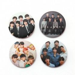 4 - 7db / szett Kpop Bangtan fiúcsapok imádják magad Könnyalbum brossok kitűző