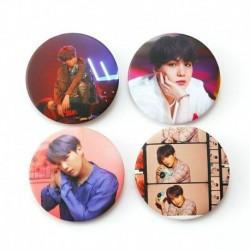 13. - 7db / szett Kpop Bangtan Boys Pins Love Yourself Tears Album Brosses Set Badge