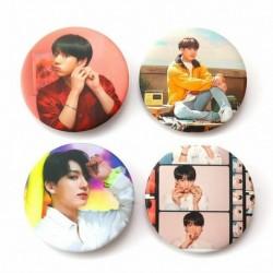 9. - 7db / szett Kpop Bangtan Boys Pins Love Yourself Tears Album Brosses Set Badge