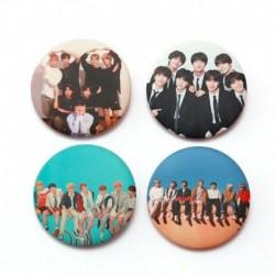 7 - 7db / szett Kpop Bangtan Boys Pins Love Yourself Tears Album Brosses Set Badge
