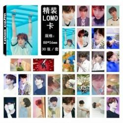 SUGA (9) - KPOP BTS Bangtan Boy Album LIEBE SICH Antwort Photo Card Lomo Card PhotoCard