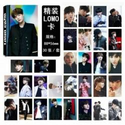 SUGA (5) - KPOP BTS Bangtan Boy Album LIEBE SICH Antwort Photo Card Lomo Card PhotoCard